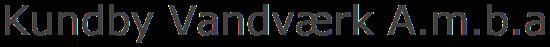 kundby-vand.dk Logo